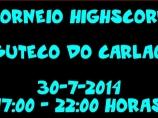 Imagem da notícia: Torneio Highscore Buteco do Carlão