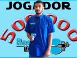 Imagem da notícia: JOGADOR 500.000