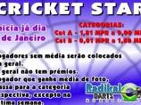 Imagem da notícia: Final Cricket Star